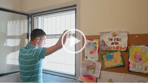 בלתי רגיל רשת גלילה לחלון   רשת נגד יתושים   רשת שקופה נגד יתושים PY-66